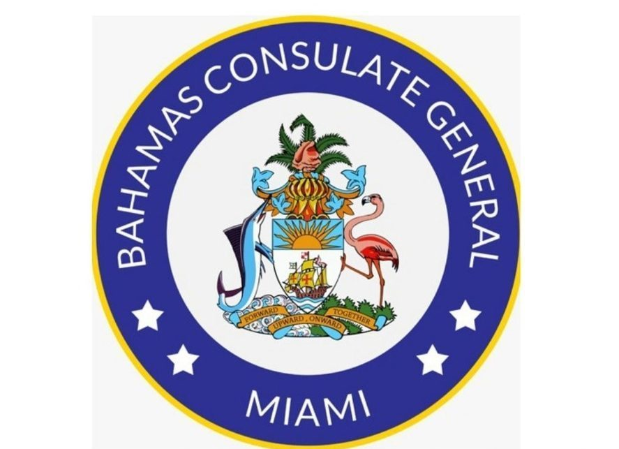 Advance Poll Voting for The Bahamas General Election to be held at The Bahamas Consulate General in Miami.